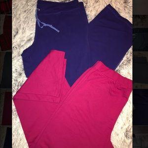 Two pairs Woman's Danskin Now plus size XXL(20)